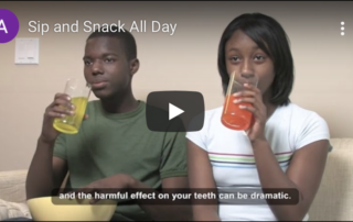 Sip and snack all day? Risk decay.
