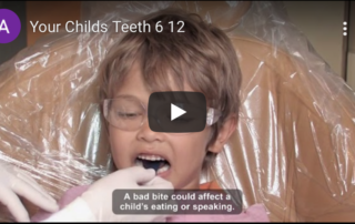 Your child's teeth from ages 6 to 12